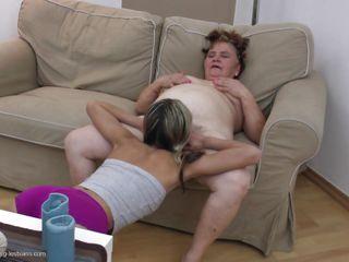 Винтажное порно зрелых