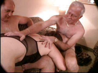Порно толстых пожилых